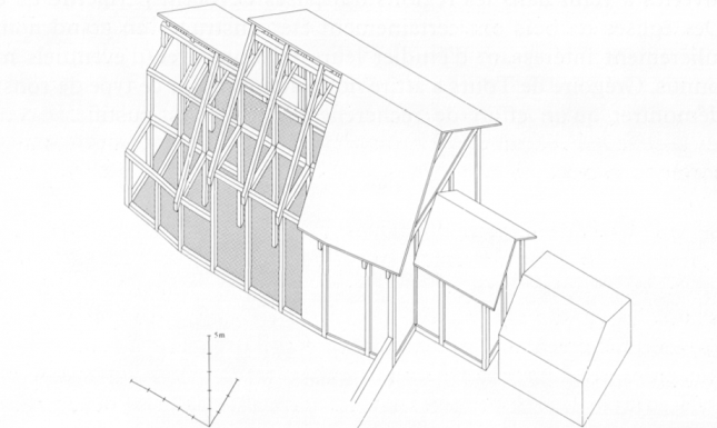 Satigny reconstruction eglise en bois