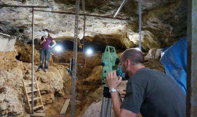 Coronaproof excavation 2
