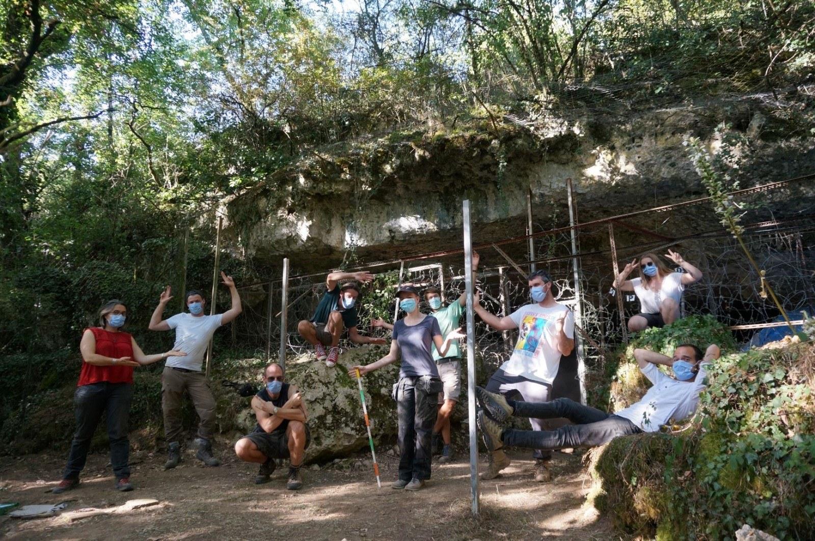 Coronaproof excavation 3